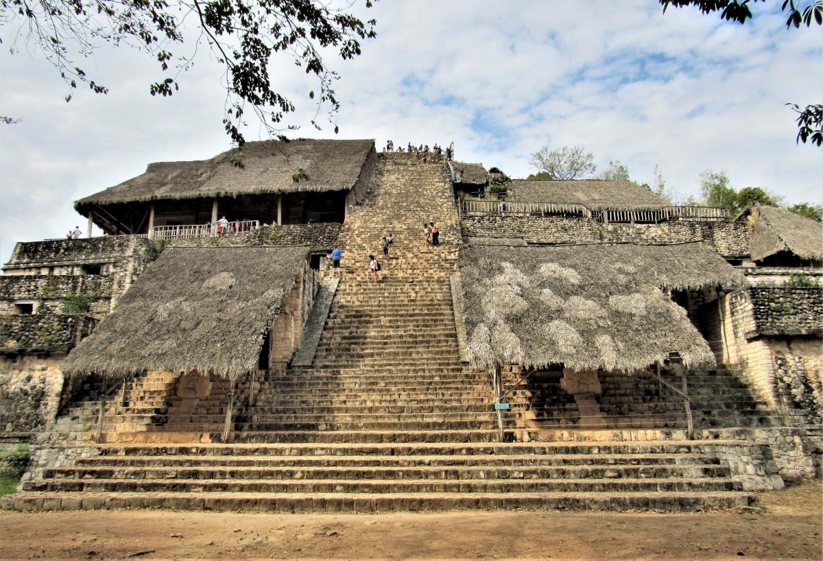 Zdjęcia: Ek Balam, Jukatan, z długą historią..., MEKSYK