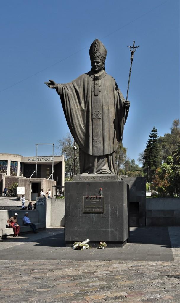 Zdjęcia: Guadalupe, Mexico City, Guadalupe, meksykański paież - tak tam mówią, MEKSYK
