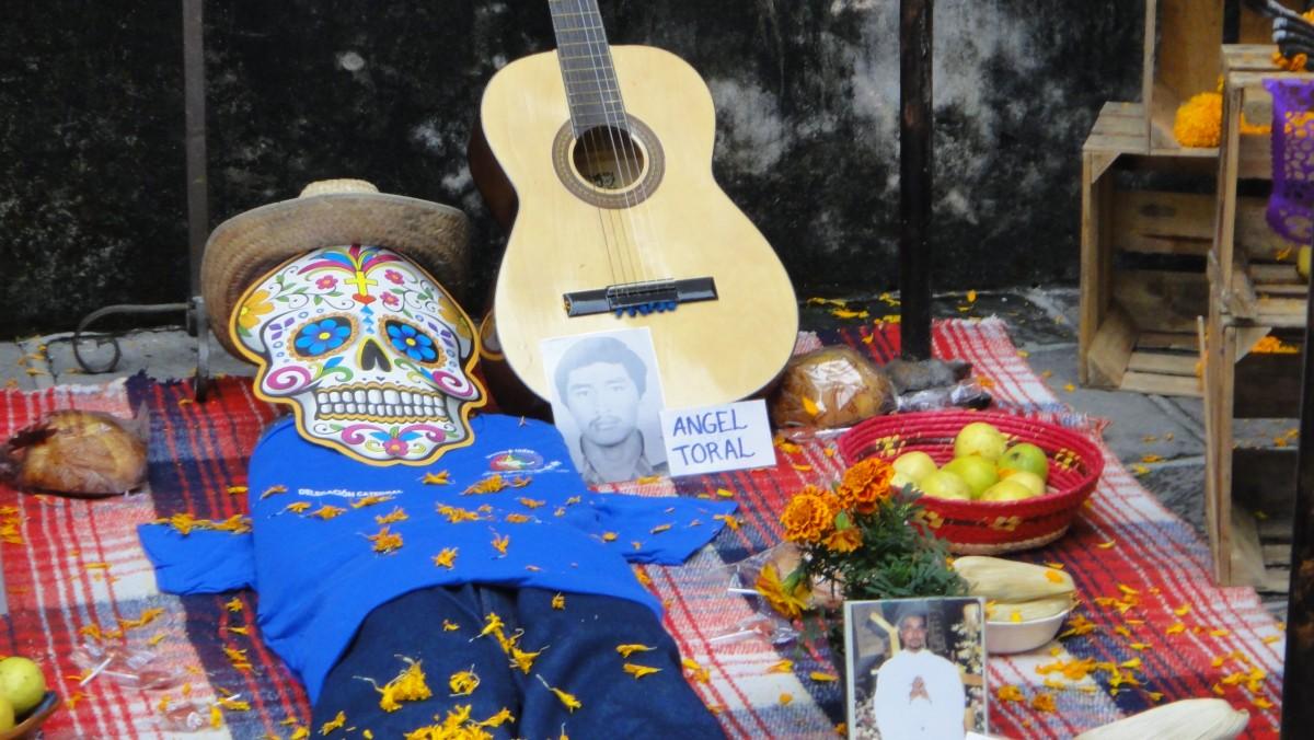 Zdjęcia: Cuernavaca, Morelos, Święto zmarłych w Meksyku, MEKSYK