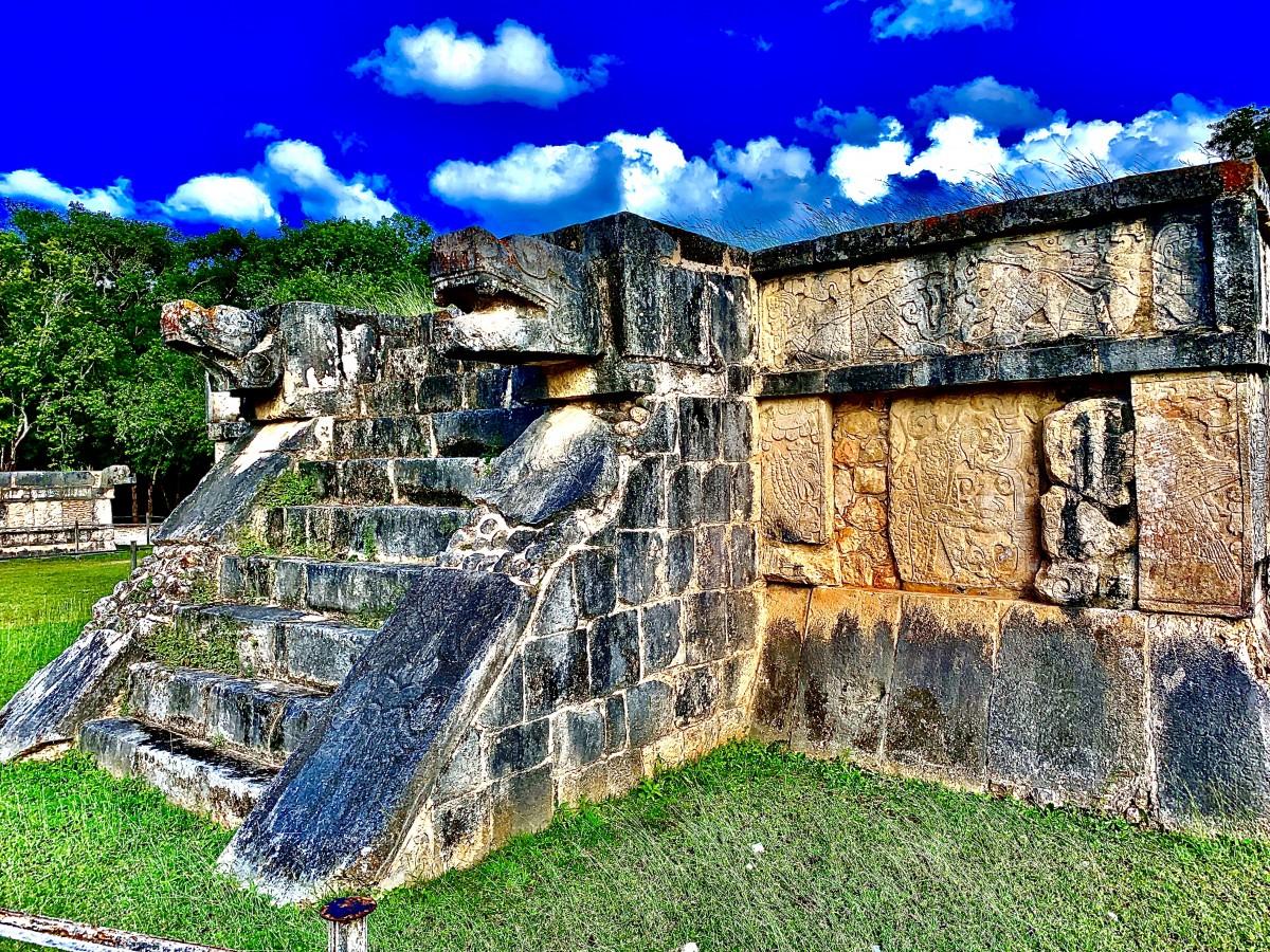 Zdjęcia: Chichen Itza , Jukatan , Miasto Majów , MEKSYK
