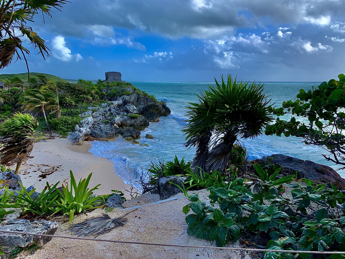 Zdjęcia: Tulum , Jukatan , Piękne Tulum , MEKSYK