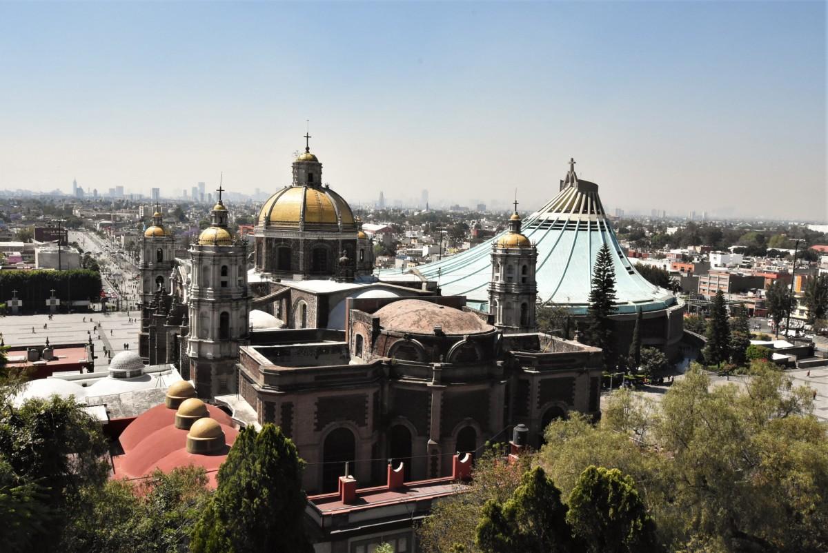 Zdjęcia: Sanktuarium, Mexico City, Guadalupe, MEKSYK