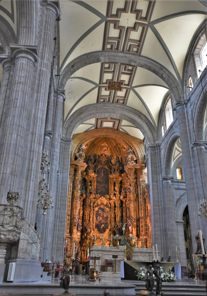 Zdjęcia: Mexico City, Mexico City, Mexico City katedra, MEKSYK
