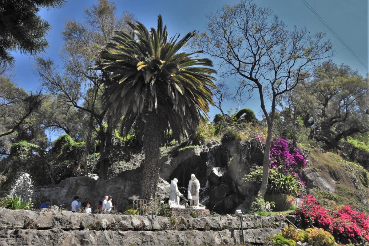 Zdjęcia: Guadalupe, Mexico City, Guadalupe, sanktuarium, zakamarki, MEKSYK