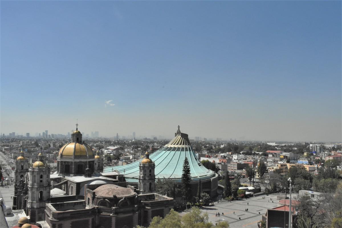 Zdjęcia: Guadalupe, Mexico City, Guadalupe, sanktuarium, MEKSYK