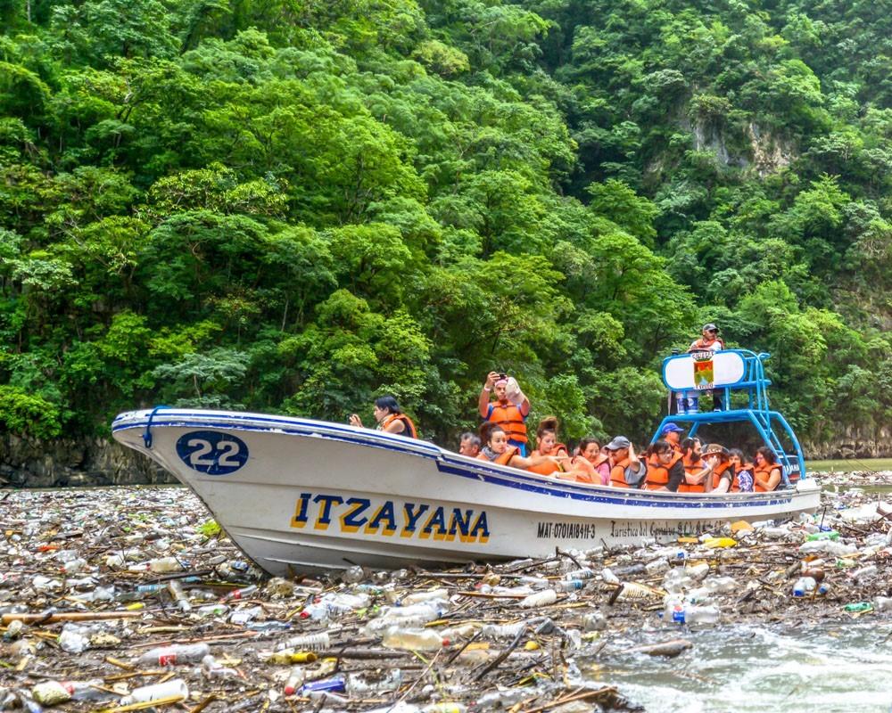 Zdjęcia: Osumasinta, Chapas, Eco Turismo, MEKSYK