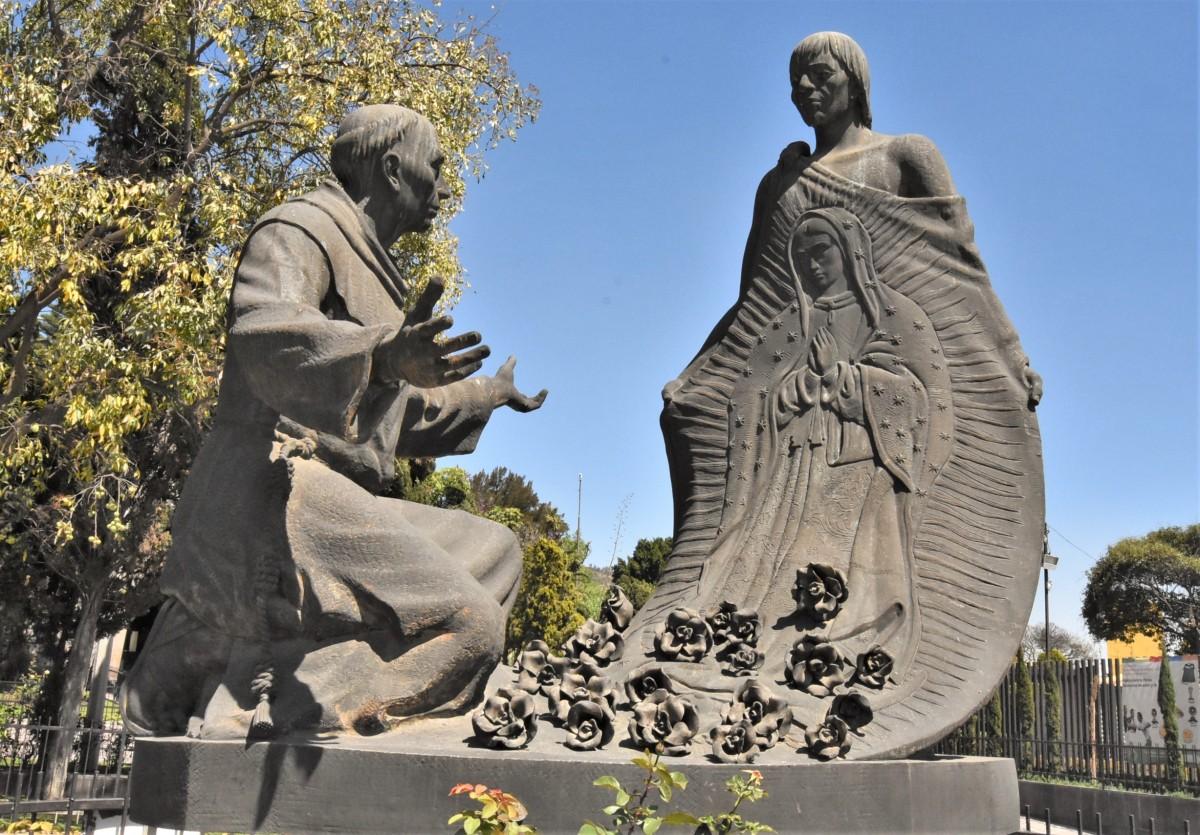 Zdjęcia: Mexico City, Stolica, Meksyk, Guadalupe, MEKSYK