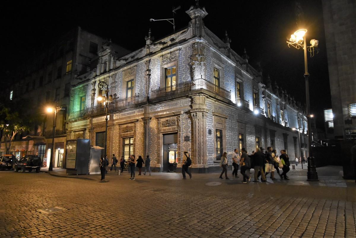 Zdjęcia: Mexico City, Stolica, Mexico City, Casa de los Azulejos, MEKSYK