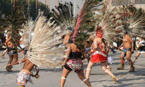 Zdjęcie MEKSYK / Mexico / Mexico / Taniec