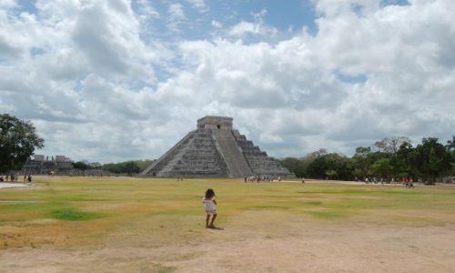 Zdjęcie MEKSYK / - / Chichen Itza / Meksyk