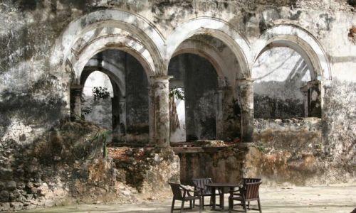 Zdjecie MEKSYK / Campeche / Uayamon / Hacienda Rafael
