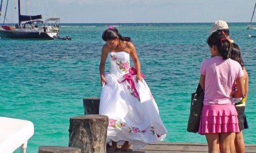 MEKSYK / Jukatan / Wioska Puerto Morelos / Karaibskie klimaty cd.