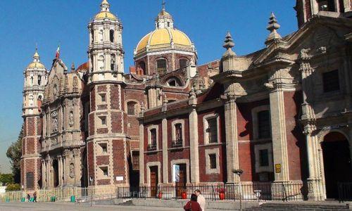 Zdjecie MEKSYK / Wyżyna meksykańska / Mexico City / Meksykańskie kościoły