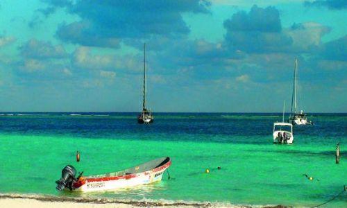 Zdjecie MEKSYK / Morze Karaibskie / Karaiby / KOREKTA do Meksyku...