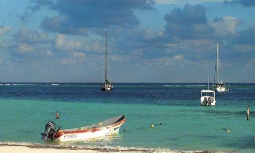 Zdjęcie MEKSYK / Morze Karaibskie / Karaiby / KOREKTA DO MEKSYKU...