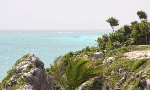 Zdjecie MEKSYK / Jukatan / Tulum / Piękno Meksyku