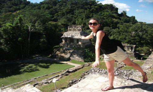 Zdjecie MEKSYK / Jukatan / Palenque  / Palenque