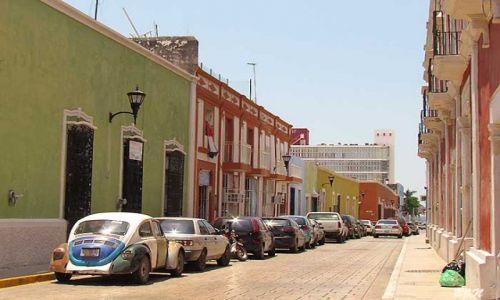 Zdjecie MEKSYK / - / Campeche / Garbusowo