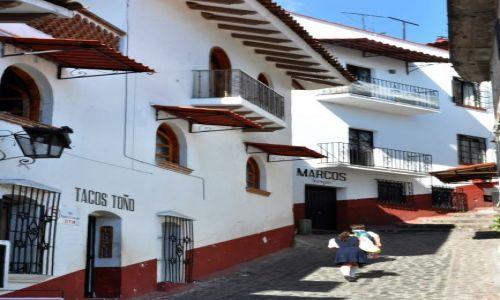 Zdjecie MEKSYK / - / Taxco / Taxco