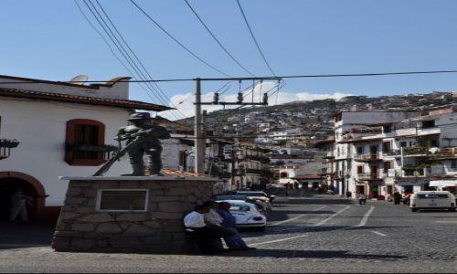 Zdjecie MEKSYK / - / Taxco / W Taxco, HAJER