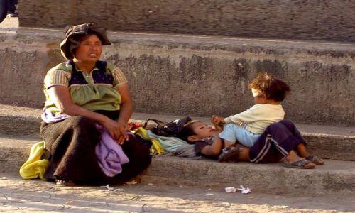 Zdjecie MEKSYK / - / San Cristobal / Rodzinka