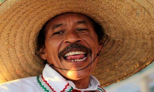 Zdjecie MEKSYK / - / Acapulco / Meksykanin