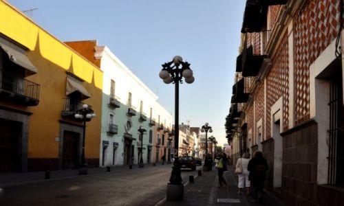 Zdjecie MEKSYK / - / Mexico City / Przy ZOCALO