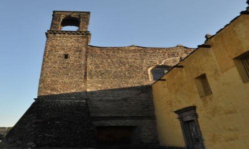 Zdjecie MEKSYK / - / Mexico City / Kościół Santiago (św. Jakuba).