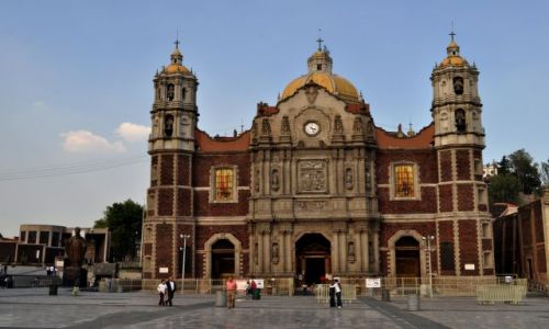 MEKSYK / - / Sanktuarium Matki Boskiej z Guadelupe / Mexico City