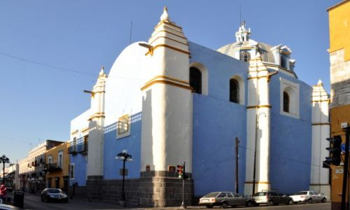 MEKSYK / - / środkowy Meksyk, Kordyliera Wulkaniczna, wysokość 2195 m. / Puebla