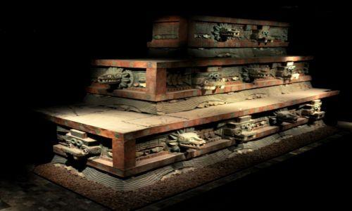 Zdjecie MEKSYK / Mexico City / Muzeum Antropologiczne / KONKURS