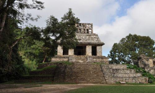 Zdjecie MEKSYK / - / Palenque / Palenque