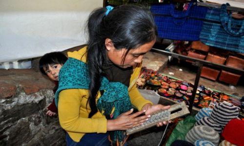 Zdjęcie MEKSYK / Stan Chiapas / Stolica stanu Chiapas / W pracy