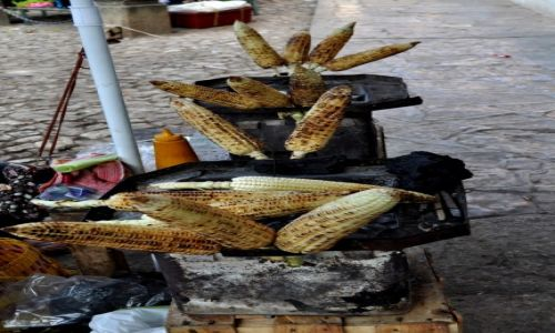 Zdjęcie MEKSYK / Stan Chiapas / San Cristobal De Las Casas / Fast food