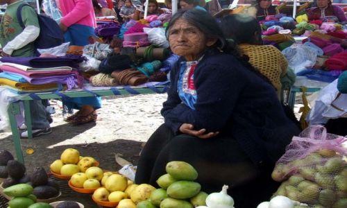 Zdjecie MEKSYK / Chiapas / San Cristobal de las Casas / starość
