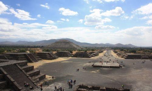 Zdjecie MEKSYK / State of Mexico / Teotihuacan / Meksykański sen