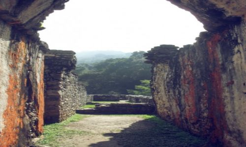 Zdjęcie MEKSYK / Chiapas / Palenque / 03