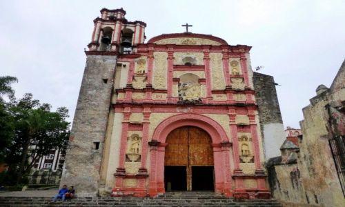 Zdjecie MEKSYK / Cuernavaca / Cuernavaca / Kaplina Najświętszego Sakramentu