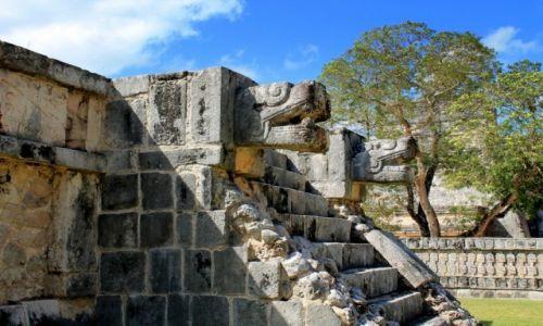 Zdjęcie MEKSYK / Jukatan / Chichen Itza / Listopad na Jukatanie