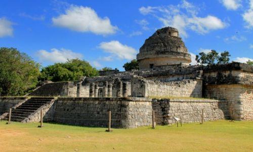 Zdjecie MEKSYK / Jukatan / Chichen Itza / Listopad na Jukatanie