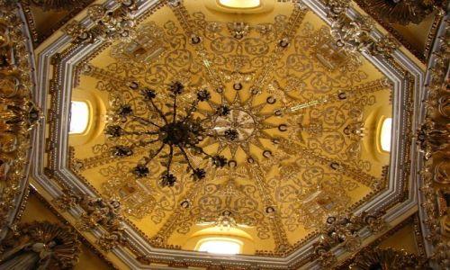 Zdjecie MEKSYK / stan Puebla / San Francisco Acatepec / kościół św. Franciszka