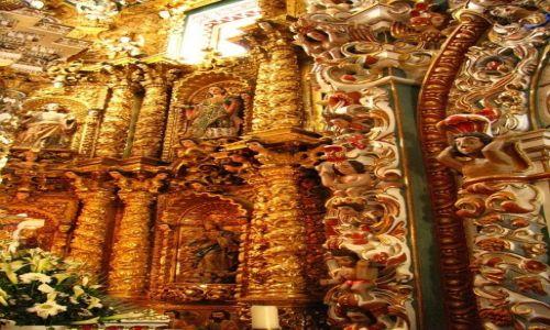 Zdjecie MEKSYK / stan Puebla / Tonantzintla / Santa Maria de Tonantzintla