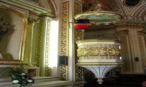 Zdjęcie MEKSYK / stan Puebla / Cholula / kościół Matki Boskiej Nieustającej Pomocy