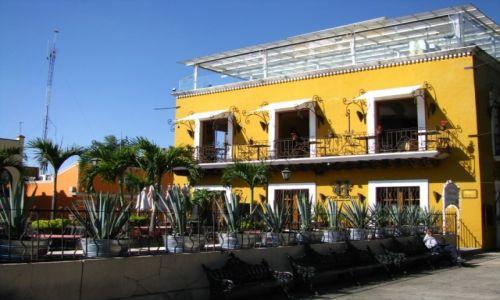 Zdjęcie MEKSYK / okolice Ciudad de Mexico / Cuernavaca / Cuernavaca