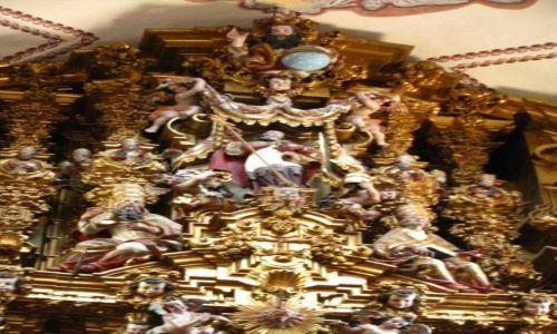 Zdjęcie MEKSYK / okolice Ciudad de Mexico / Taxco / kościół Santa Prisca