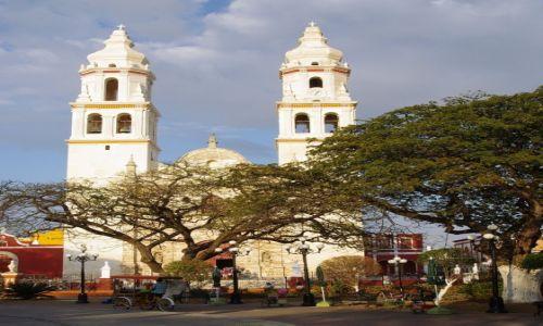 Zdjęcie MEKSYK / Jukatan / Campeche / Katedra