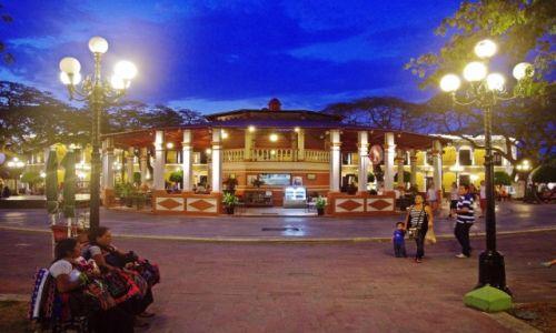 Zdjęcie MEKSYK / Jukatan / Campeche / Kiosk