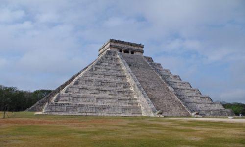 Zdjęcie MEKSYK / Jukatan / Chichén Itzá / Chichén Itzá