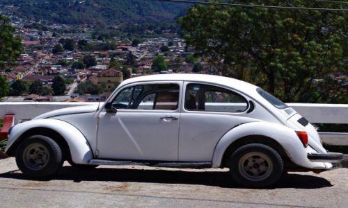 Zdjęcie MEKSYK / Chiapas / San Cristóbal de las Casas / Panorama