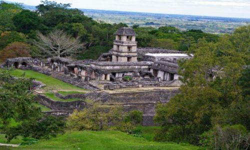 Zdjęcie MEKSYK / Chiapas / Palenque / Palenque